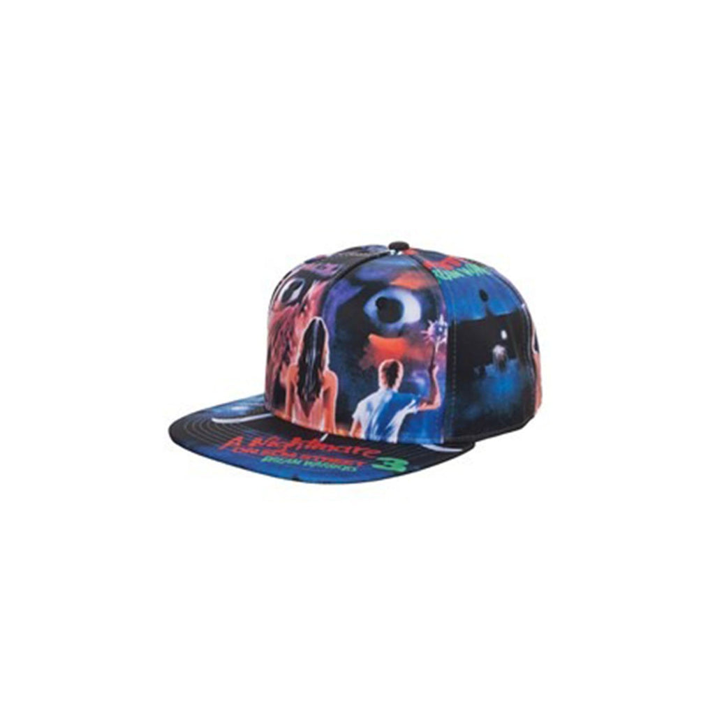 A Nightmare On Elms Street 3 Dream Warrior Snapback Hat
