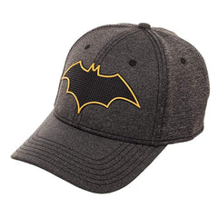 Hats - Batman New 52 Rubber Weld Logo Flex Hat