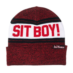 Hats - Bioworld Inuyasha Sit Boy Beanie