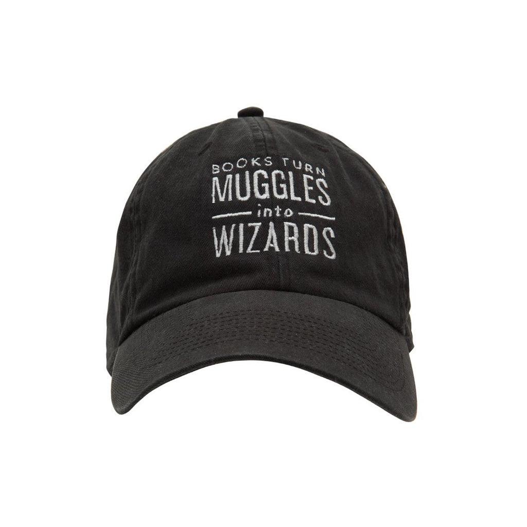 Books Turn Muggles Into Wizards Adjustable Buckle Hat