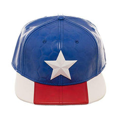 Hats - Captain America Now Suit Up Snapback Hat