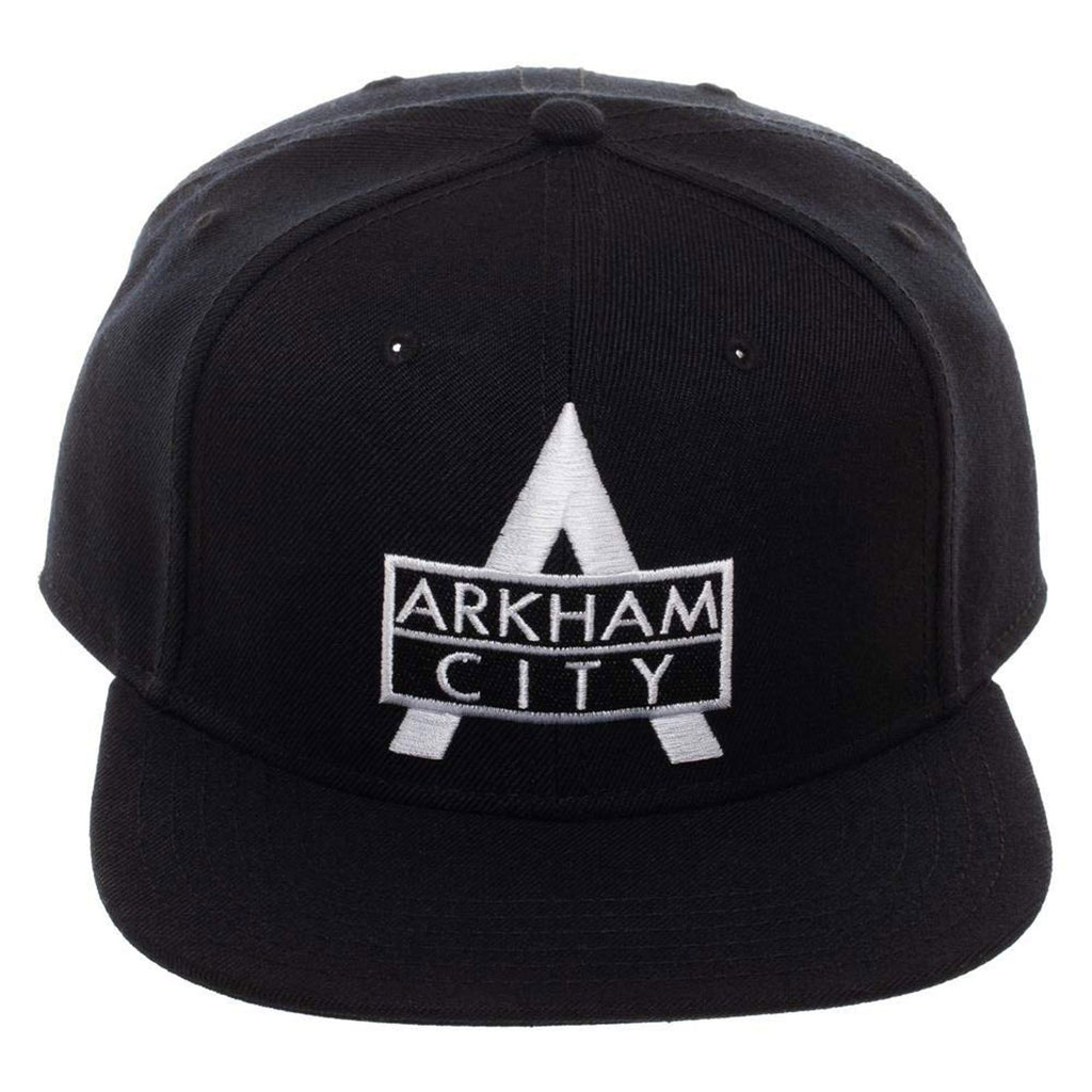 DC Batman Arkham City Snapback Hat