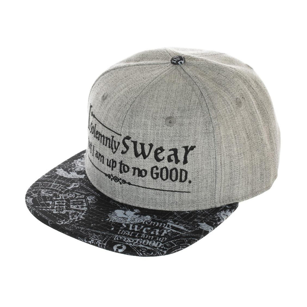 Harry Potter I Solemnly Swear That I Am Up To No Good Snapback Hat