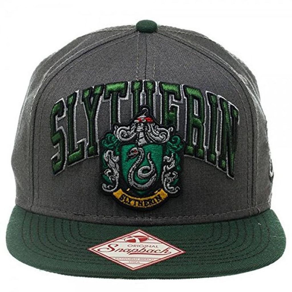 Hats - Harry Potter Slytherin Snapback Hat