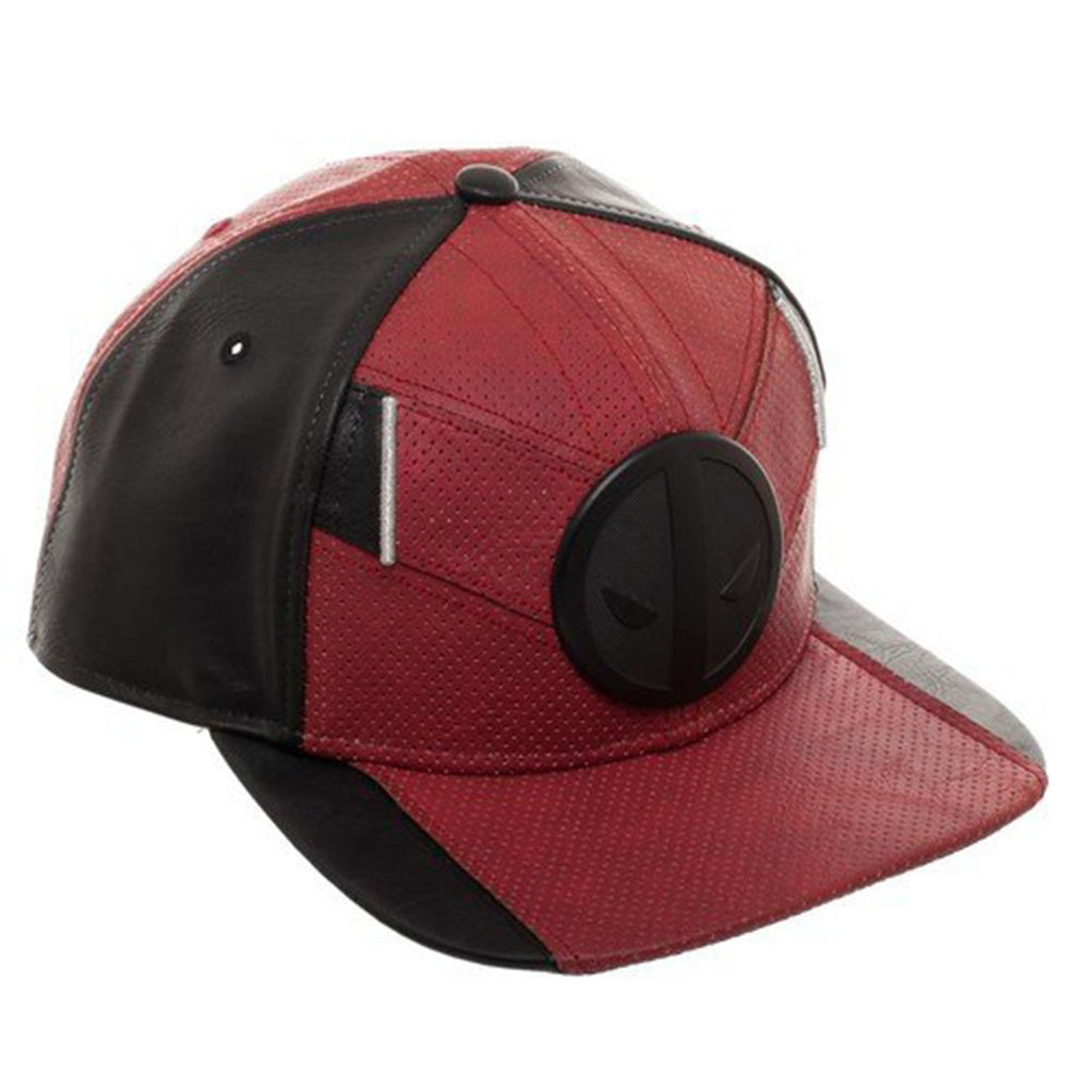 Marvel Deadpool Suit Up Snapback Hat