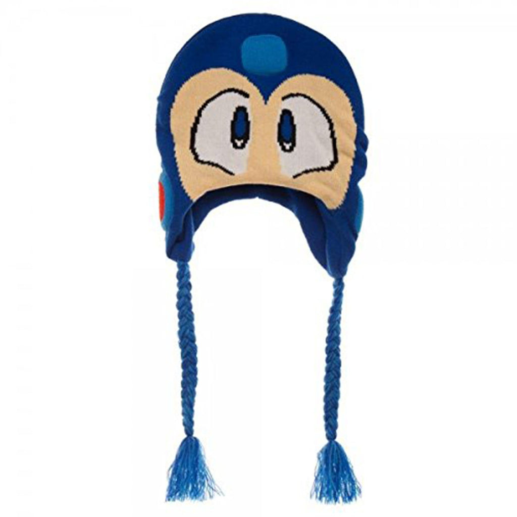 Mega Man Big Face Laplander Beanie