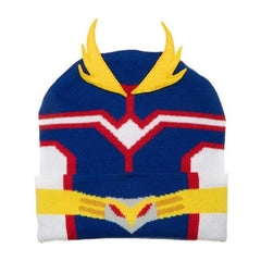 Hats - My Hero Academia All Might Suit Beanie
