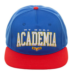Hats - My Hero Academia Collegiate Snapback Hat