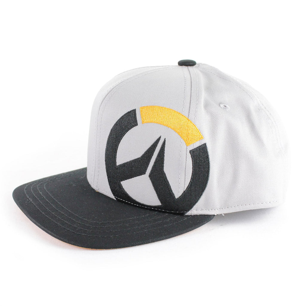 Hats - Overwatch Melee Black Grey Snapback Hat