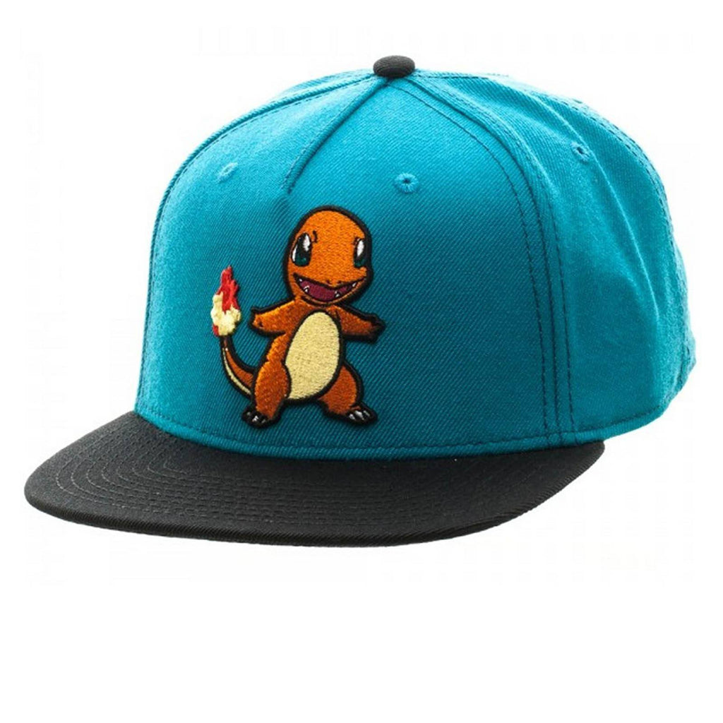Toys For Caps : Pokemon hat snapback hats charmander