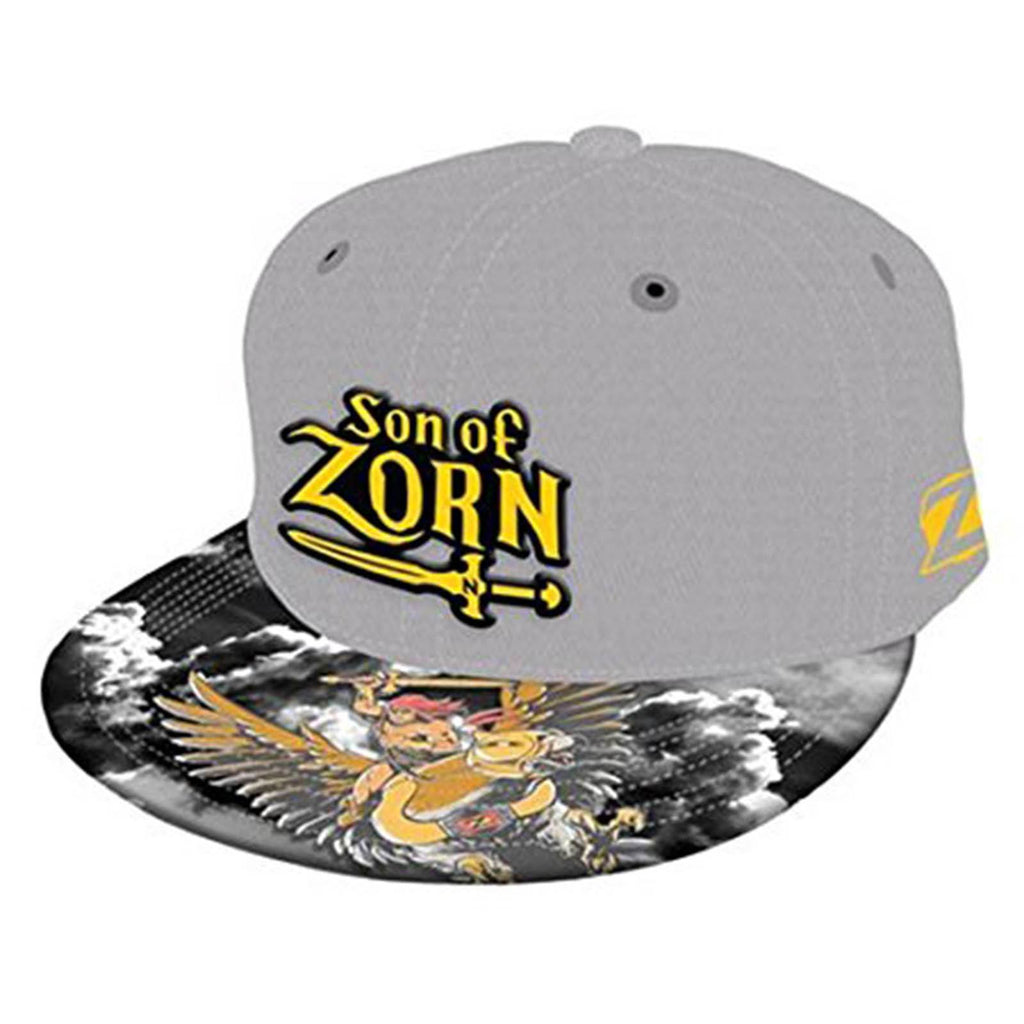 Son Of Zorn Title Snapback Style Hat