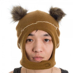 Hats - Star Wars Ewok Mascot Brown Hat