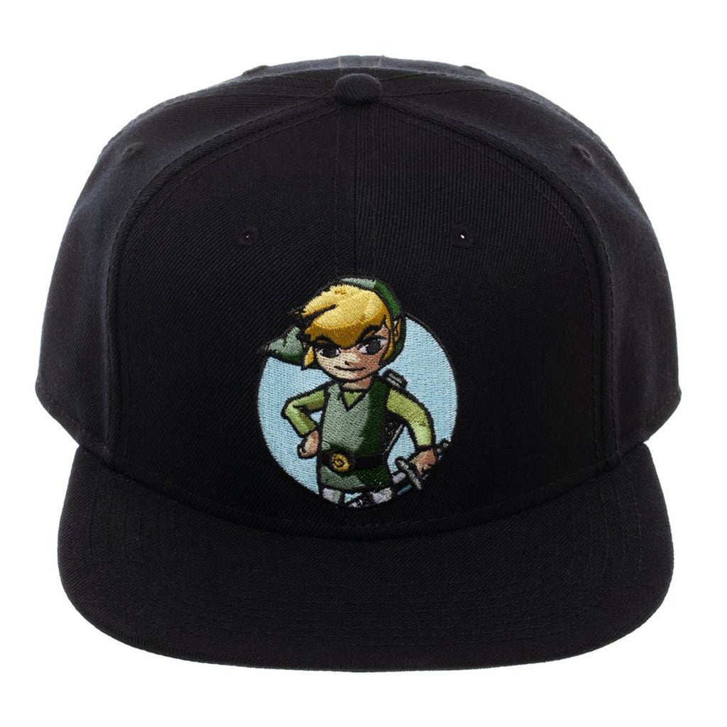 Zelda Core Black Adjustable Hat