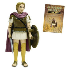 History And Science Toys - Alexander The Great Action Figure