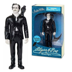 History And Science Toys - Edgar Allan Poe Action Figure