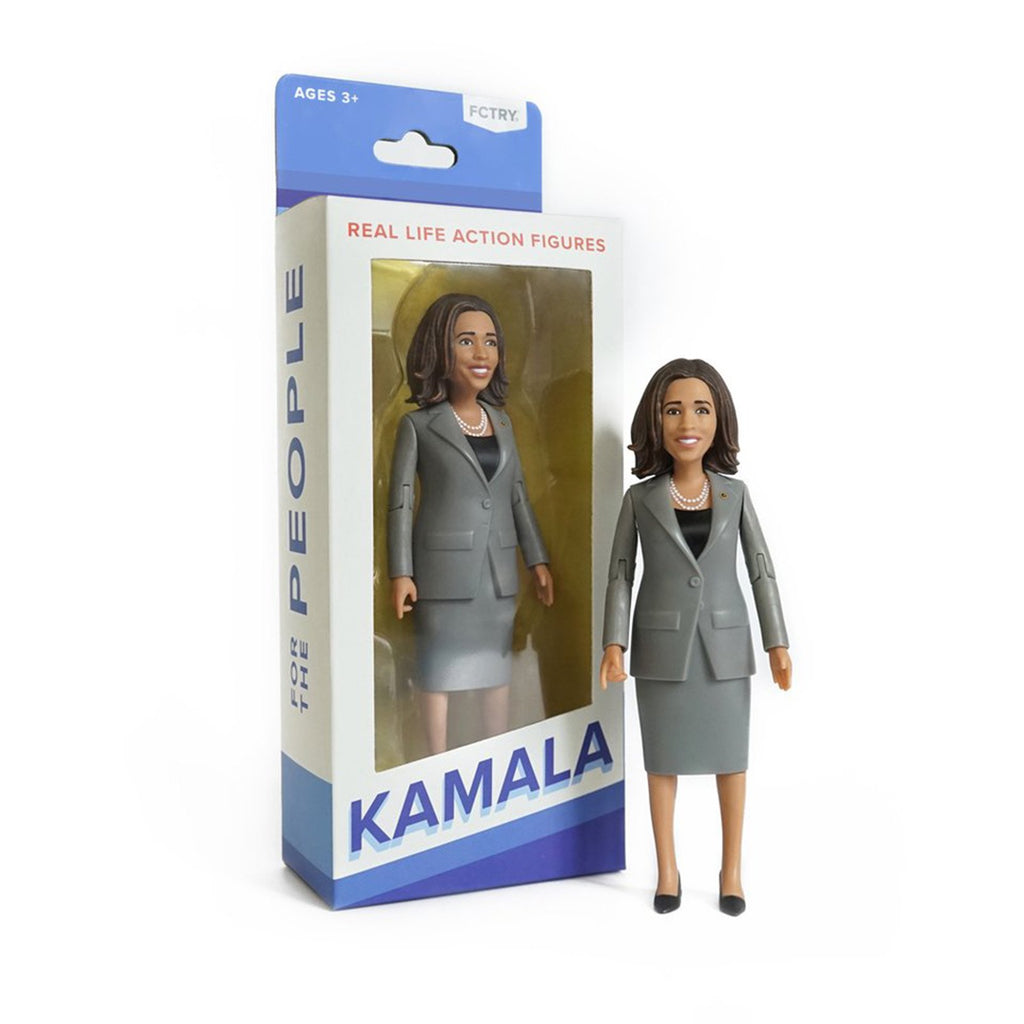 FCTRY Kamala Harris Real Life Action Figure