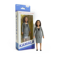 History And Science Toys - FCTRY Kamala Harris Real Life Action Figure