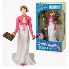 History And Science Toys - Jane Austen Action Figure