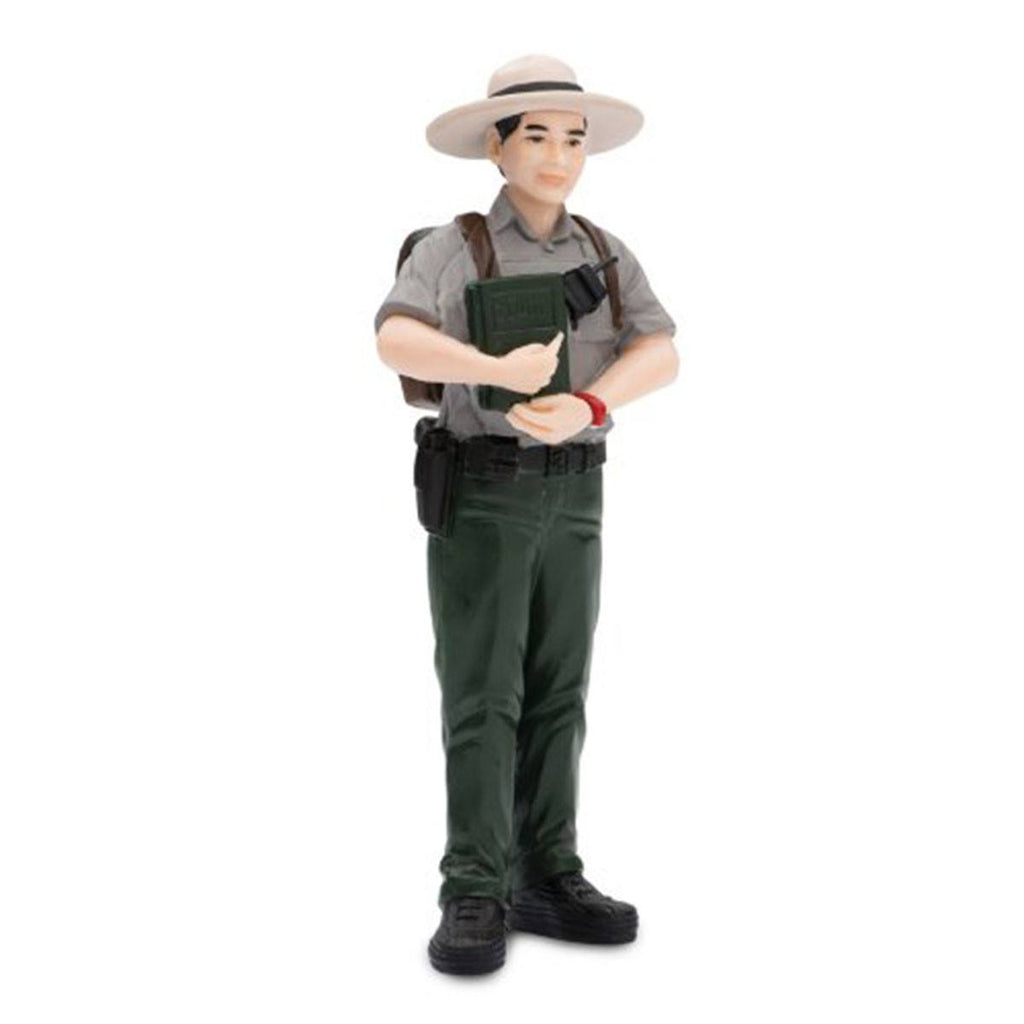 Jim the Park Ranger North American Wildlife Safari Ltd - Radar Toys