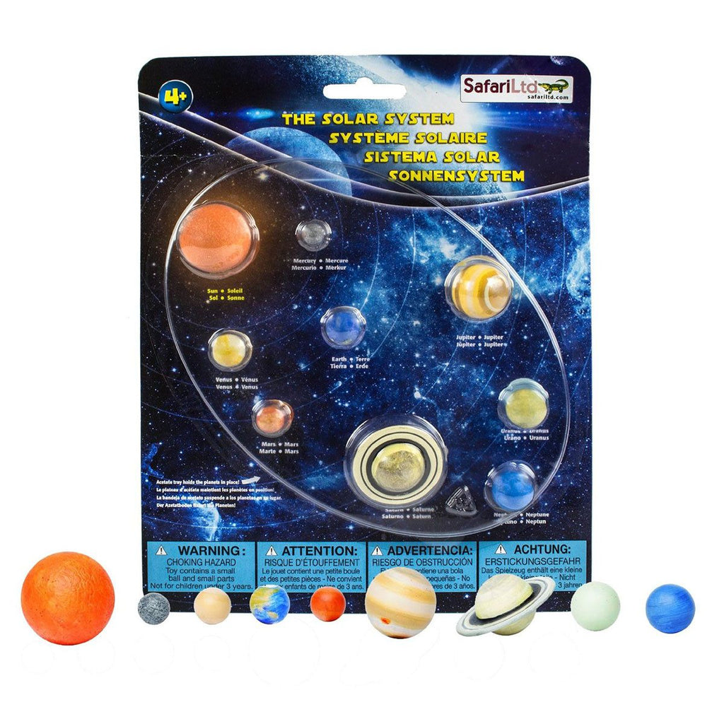 The Solar System Safariology Safari Ltd