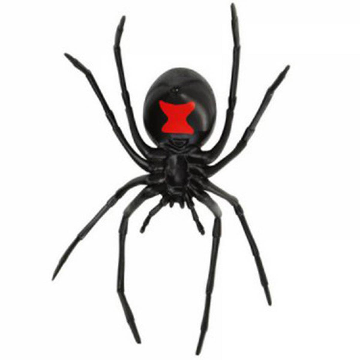 black widow spider hidden kingdom figure safari ltd radar toys