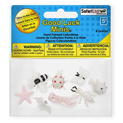 Insect Glow-In-The-Dark Fun Pack Mini Good Luck Figures Safari Ltd - Radar Toys
