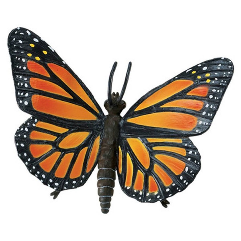 Monarch Butterfly Hidden Kingdom Insects Figure Safari Ltd - Radar Toys
