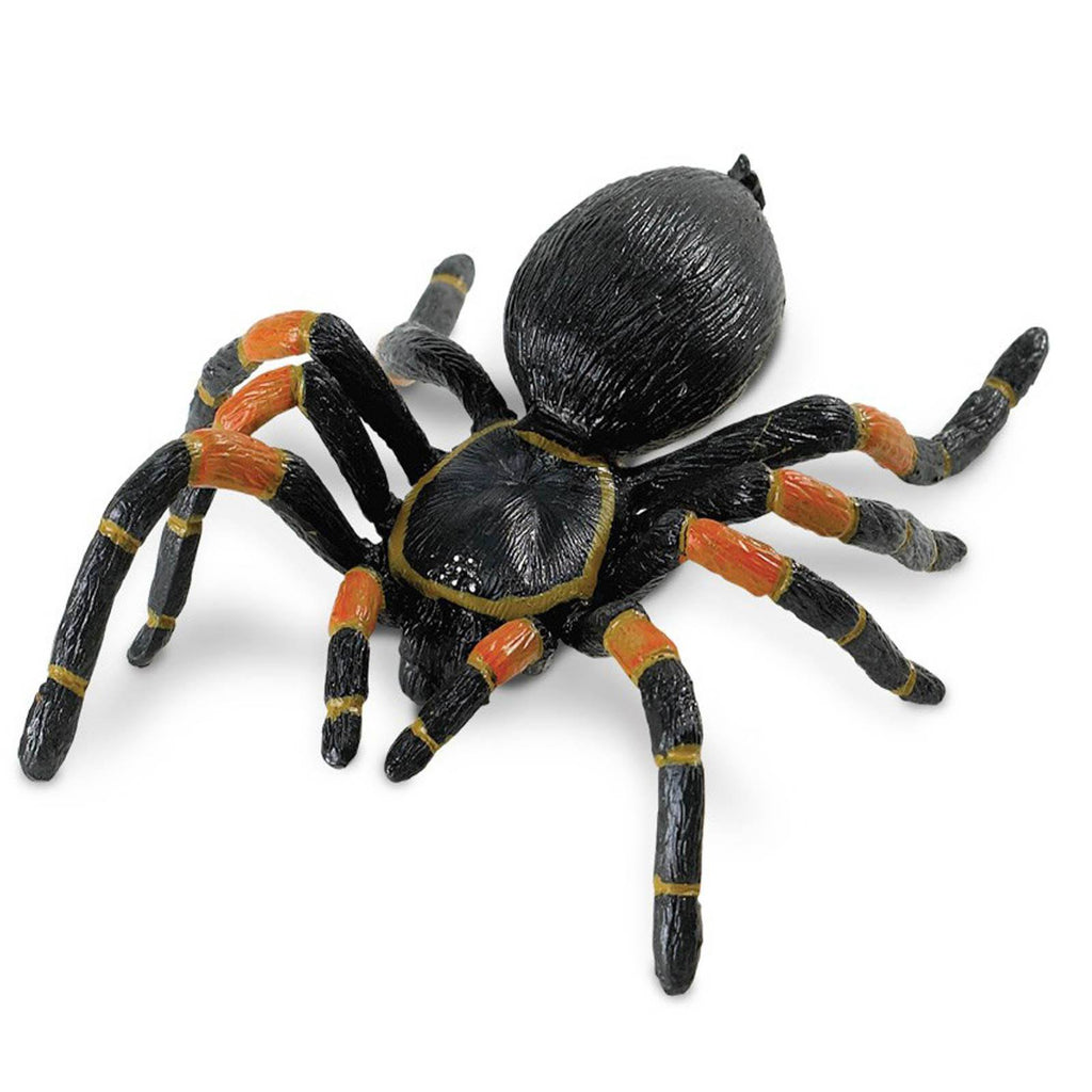 Orange-kneed Tarantula Hidden Kingdom Figure Safari Ltd