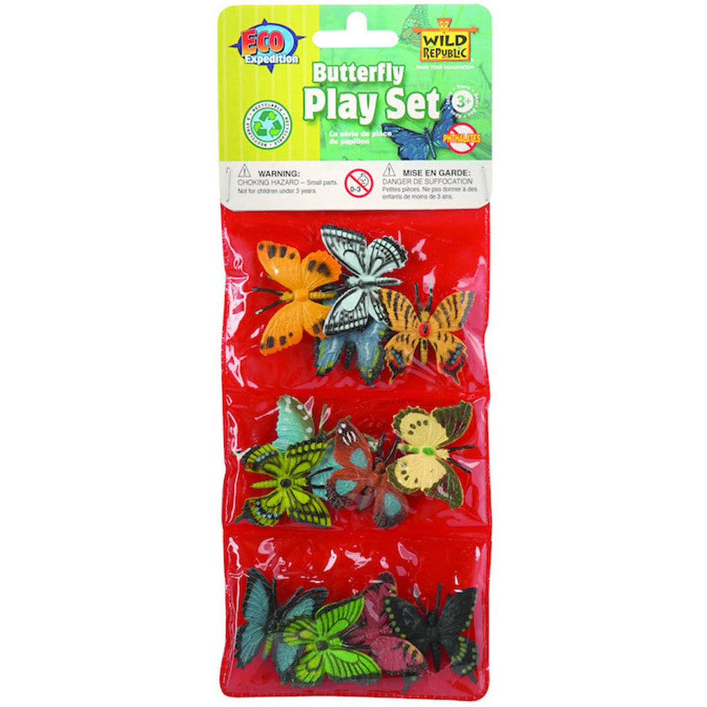 Polybag Of Mini Butterfly Figurines