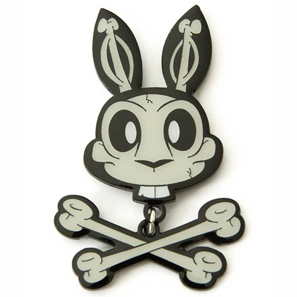 Chaos Bunnies Pin Collection Jolly Roger Pin