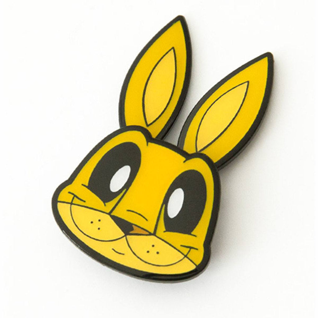 Chaos Bunnies Pin Collection Mr. Bunny Pin