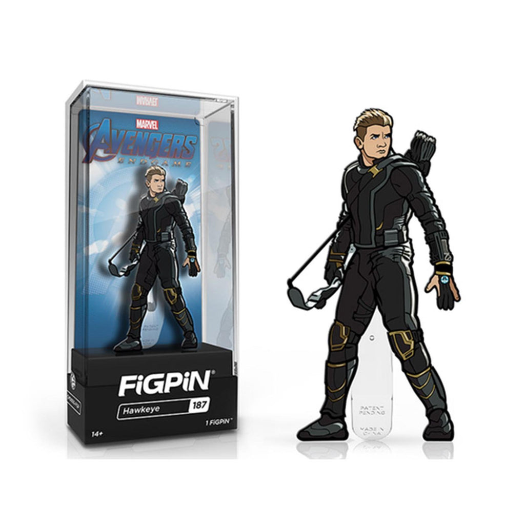 Figpin Avengers End Game Hawkeye Collectible Pin #187