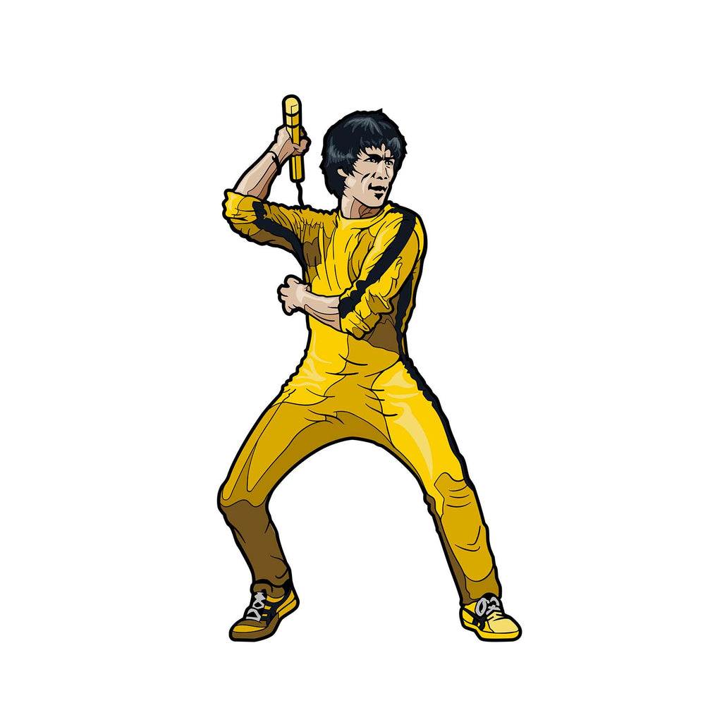 Figpin Bruce Lee Full Color Collectible Pin #371