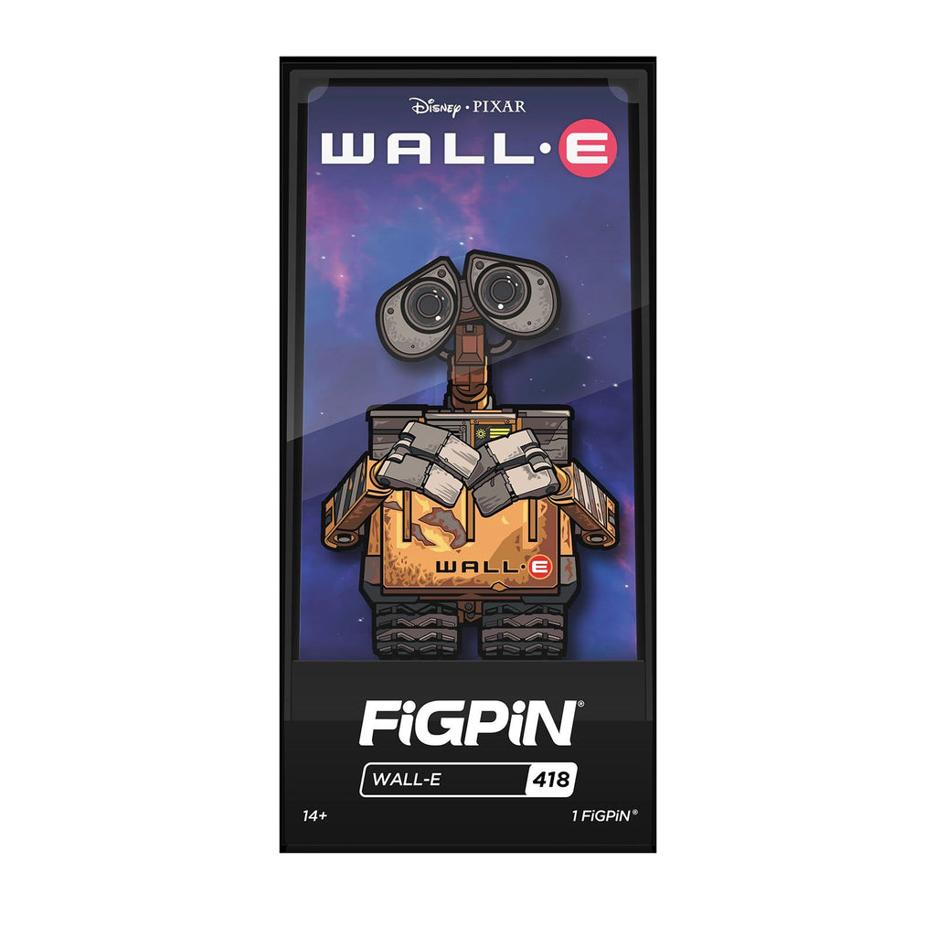Figpin Disney Wall-E Collectible Pin #418