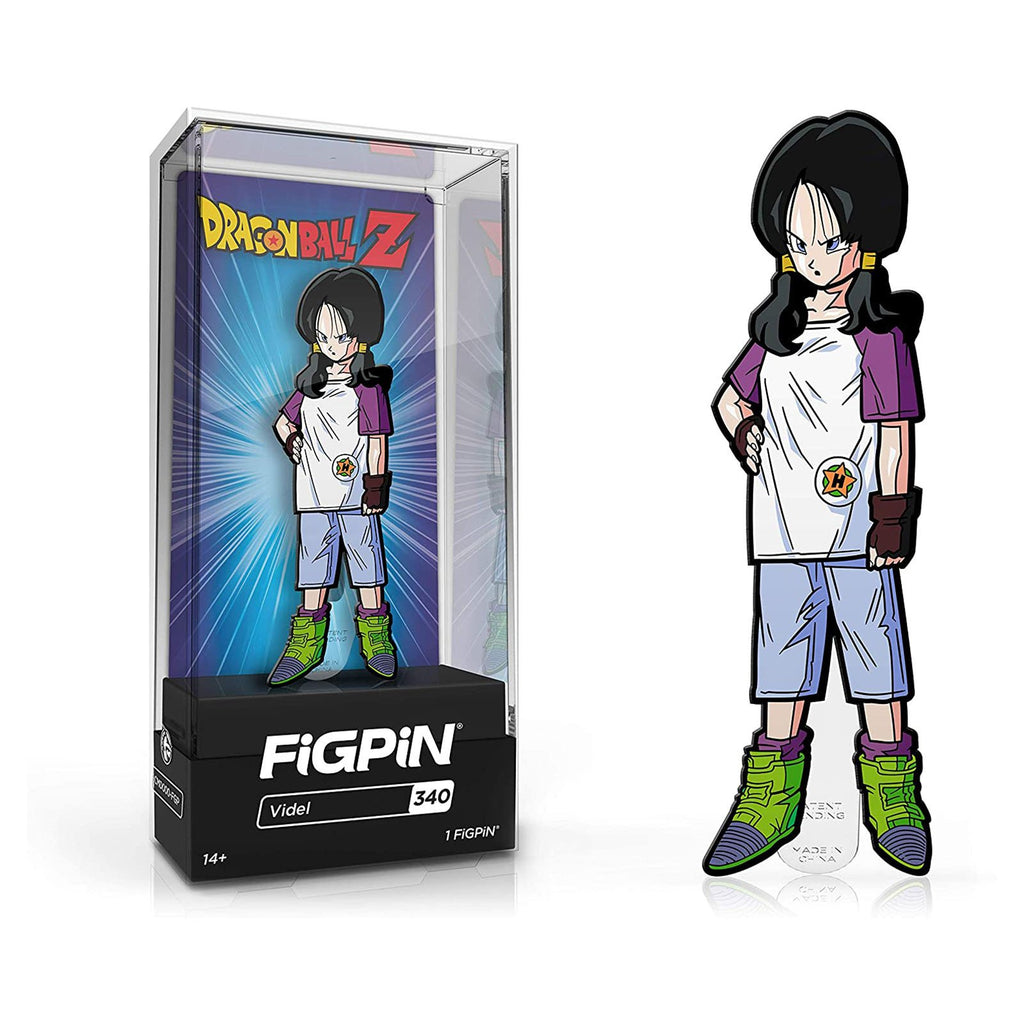Figpin Dragon Ball Videl Collectible Pin #340