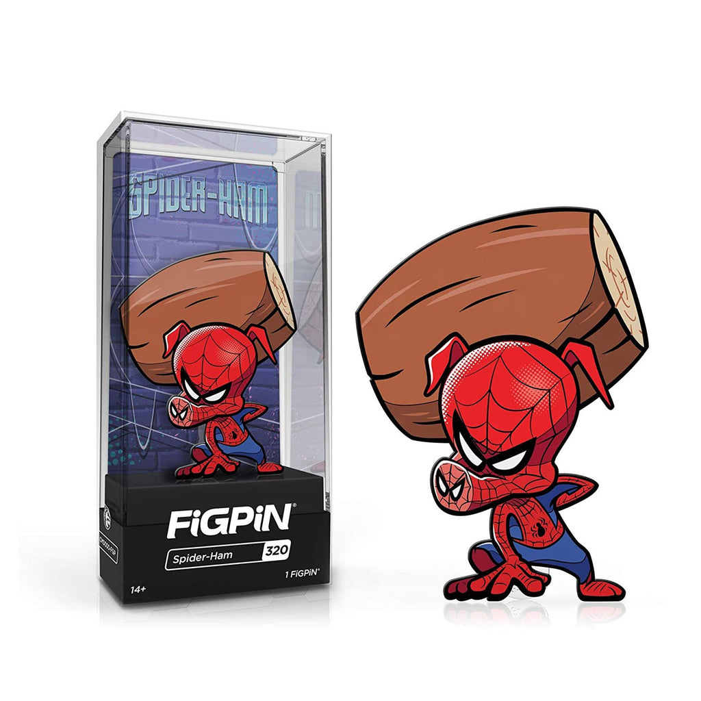 Figpin Into The Spider-Verse Spider-Ham Collectible Pin #320