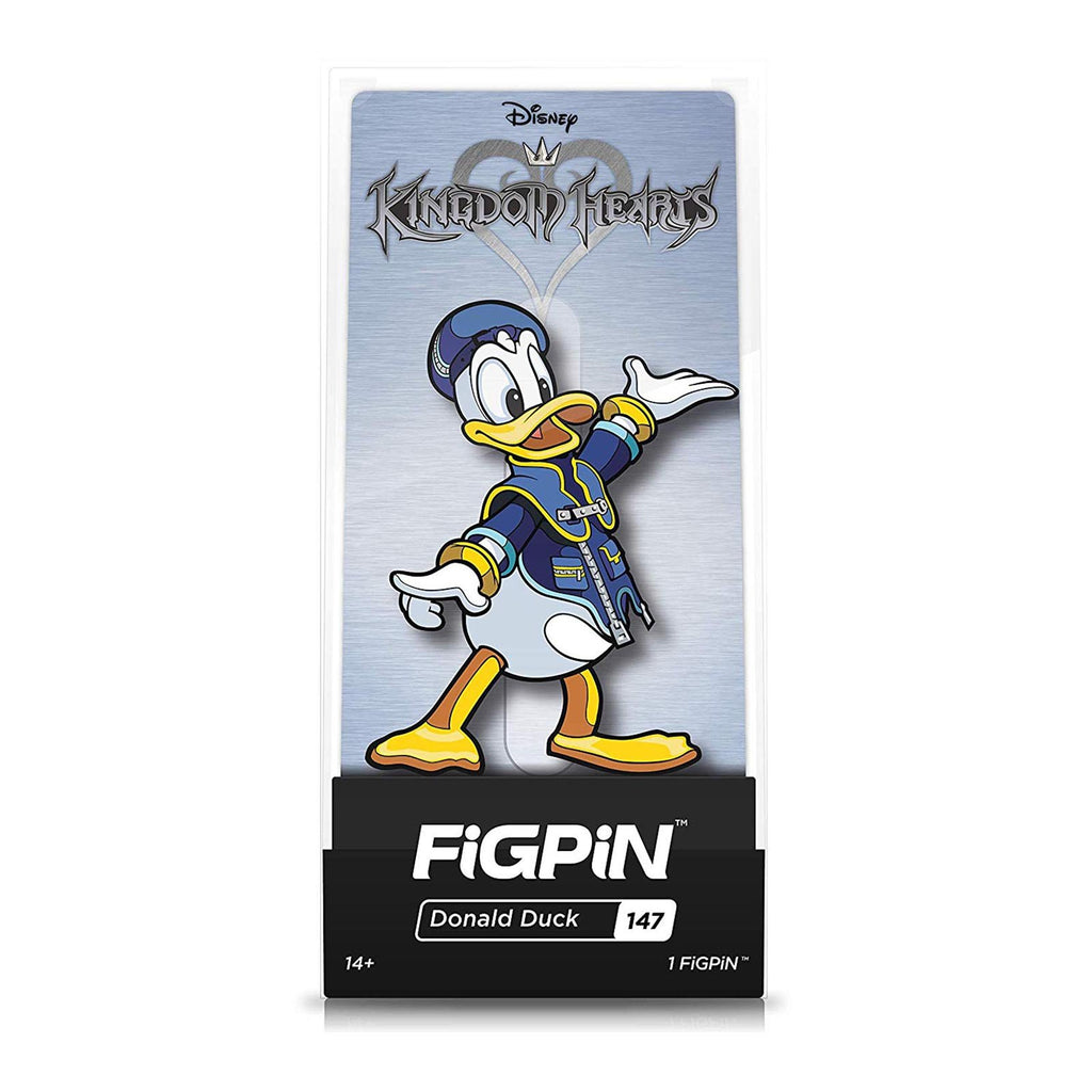 Figpin Kingdom Hearts Donald Duck Collectible Pin #147