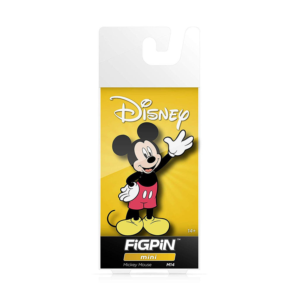 Figpin Mini Disney Mickey Mouse Collectible Pin #M14