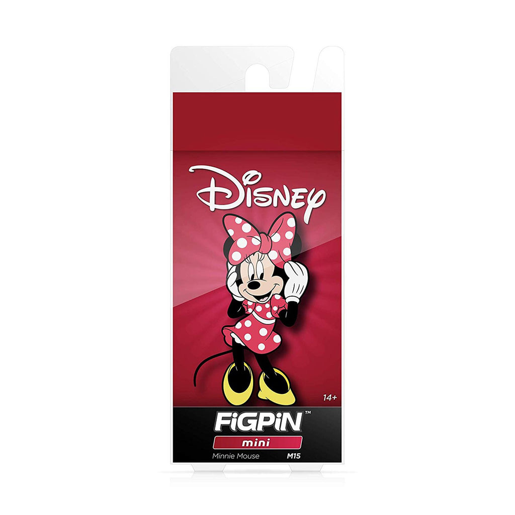 Figpin Mini Disney Minnie Mouse Collectible Pin #M15