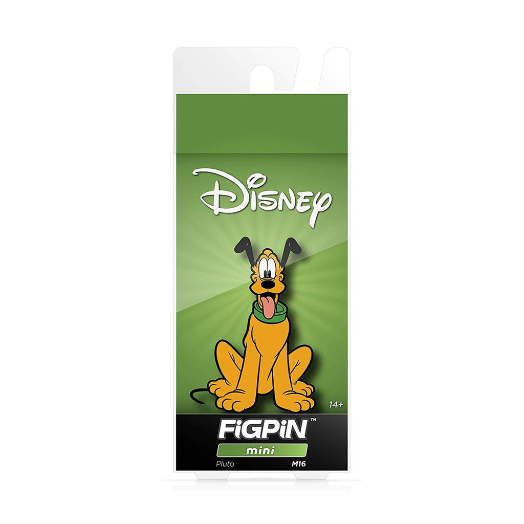 Figpin Mini Disney Pluto Collectible Pin #M16