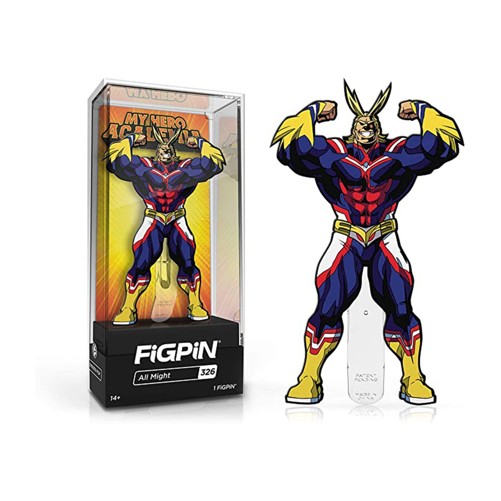 Figpin My Hero Academia All Might Collectible Pin #326