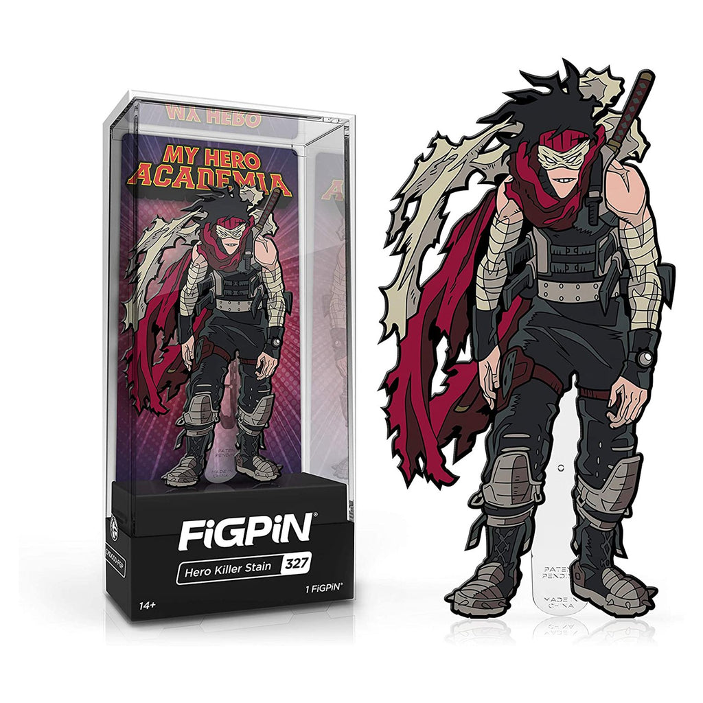 Figpin My Hero Academia Stain Collectible Pin #327