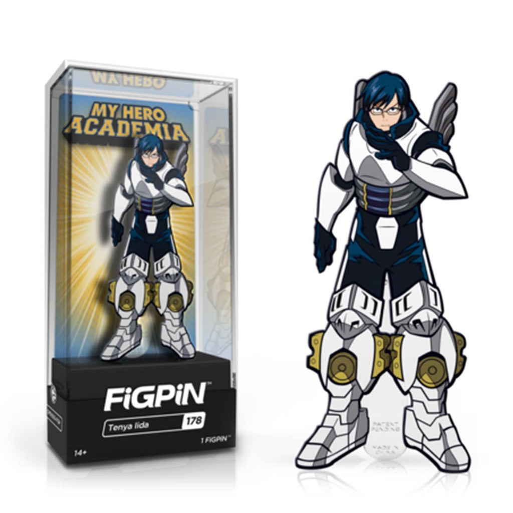 Figpin My Hero Academia Tenya Lida Collectible Pin #178