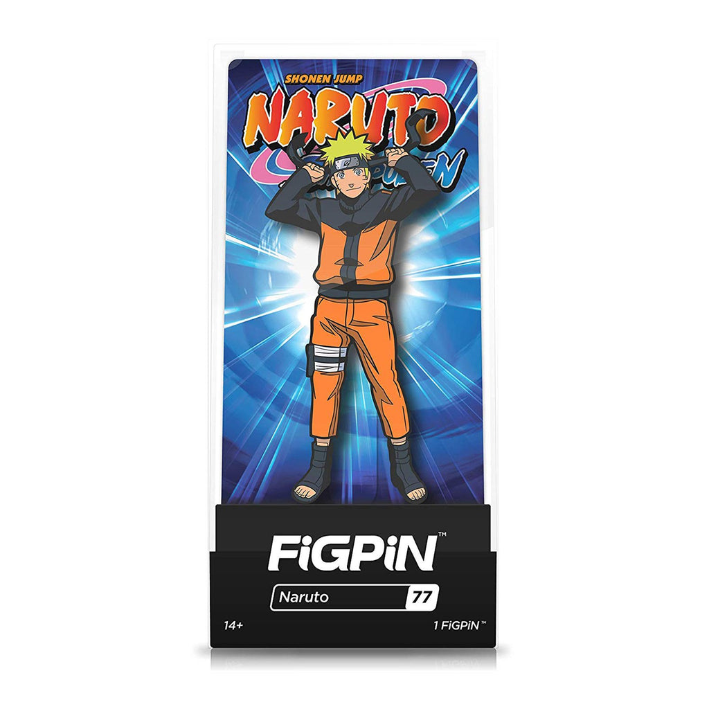 Jewelery - Figpin Naruto Shippuden Naruto Collectible Pin #77