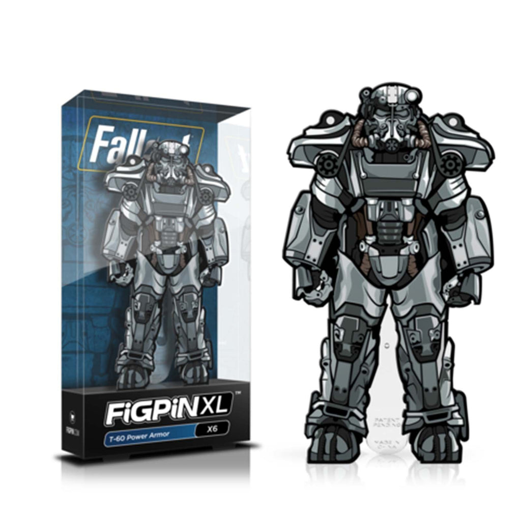 Figpin XL Fallout T-60 Power Armor Collectible Pin #X6