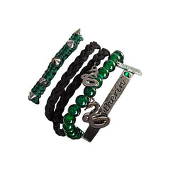 Jewelery - Harry Potter Slytherin Arm Party Bracelet Set
