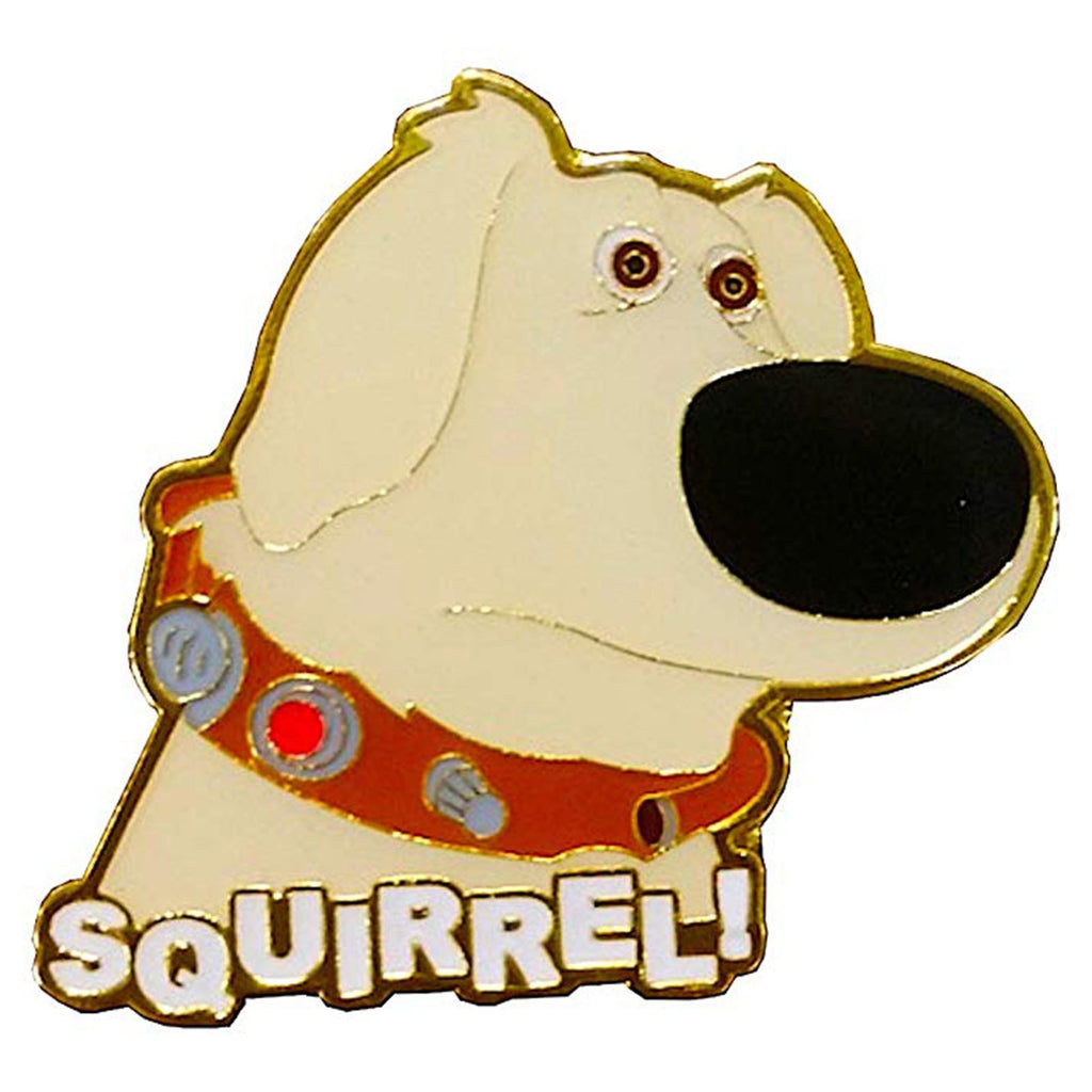 Loungefly Disney Pixar Up Dug The Dog Pin