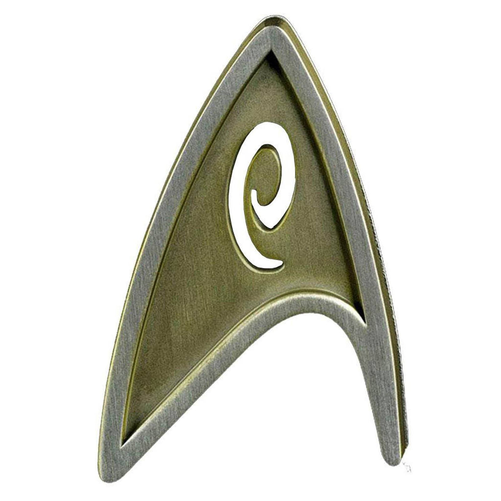 Star Trek Beyond Starfleet Operations Division Magnetic Badge