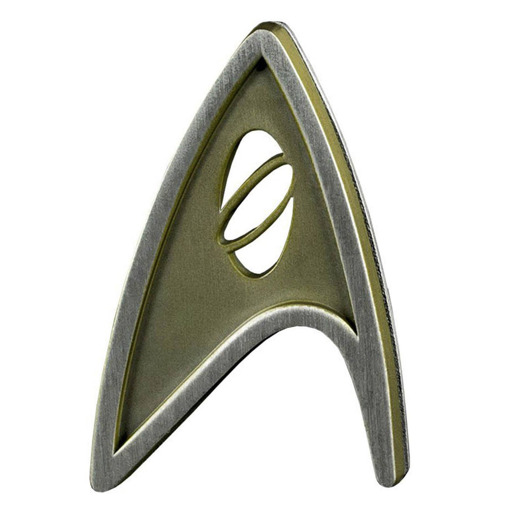Star Trek Beyond Starfleet Science Division Magnetic Badge