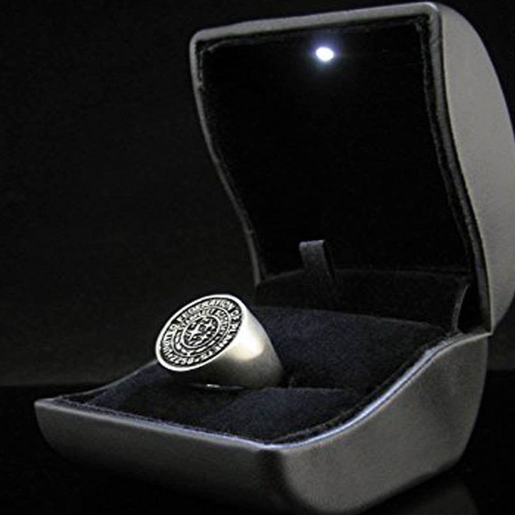 Star Trek Into Darkness Starfleet Academy Ring Replica